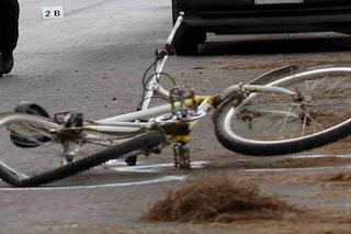 Caserta, ciclista investito e ucciso da un automobilista