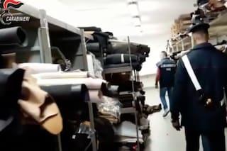 I 57 operai in nero segregati in una fabbrica di abiti a Melito sono stati tutti assunti