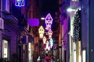Natale 2019 Napoli, i cittadini del Vasto chiedono le luminarie contro degrado e abbandono