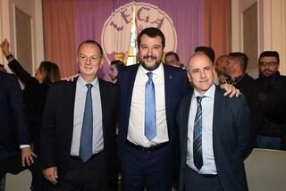 """I sindaci di Sorrento e Positano passano con la Lega, Salvini: """"Benvenuti"""""""