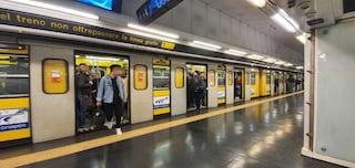 Linea 1 metro Napoli a metà per mezza giornata, ripristinata dopo 6 ore