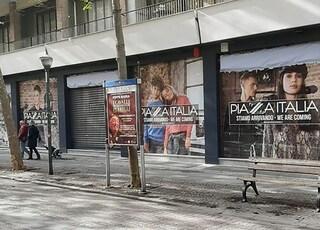 Piazza Italia apre al Vomero: prende il posto di Trony e Fnac
