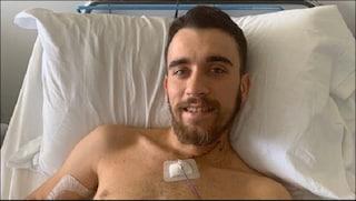 Raffaele, dall'Australia per operarsi a Pozzuoli: esofago ricostruito dal robot chirurgico