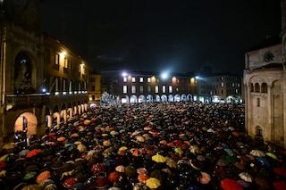 Napoli, flash mob delle Sardine sabato 30 novembre contro Salvini in piazza del Gesù