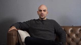 """Roberto Saviano: """"Vi spiego cosa rappresenta il matrimonio fra Tina Rispoli e Tony Colombo"""""""