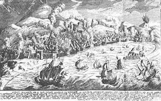 Il terremoto di Napoli del 25 novembre 1343 raccontato da Francesco Petrarca
