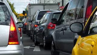 Via San Rocco chiusa: inferno traffico tra Colli Aminei e Capodimonte
