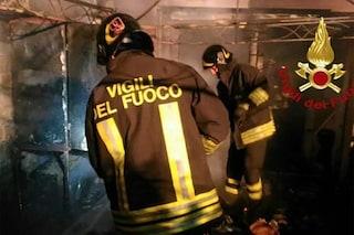 Avellino, incendio in un'abitazione: ragazzo di 28 anni ricoverato per ustioni