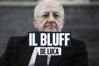Il bluff di Vincenzo De Luca reggerà alle prossime Elezioni Regionali?
