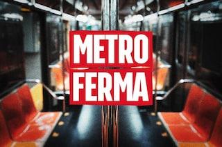 Napoli, interrotta la Linea 1 della metropolitana su tutta la tratta