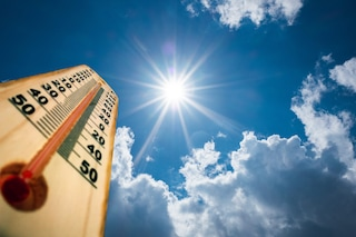 Meteo Campania agosto, il caldo africano si fa sentire nei primi giorni. Ma non durerà