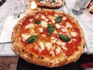 La pizza è il piatto che rende più felici gli italiani