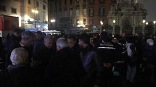 I vigili bloccano il concerto del Comune in piazza del Gesù: non ci sono i permessi