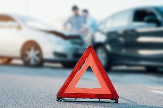 Incidente a Mercogliano, scontro tra 3 auto: sette feriti, due sono gravi
