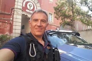 Per la morte del poliziotto Ciro Lomaistro indagati autista di bus Eav e automobilista