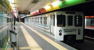 Orari MetroCampania NordEst Napoli-Giugliano-Aversa il 31 dicembre e a Capodanno