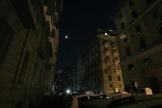 Villa Comunale, doppio blackout durante le feste: tranciato un cavo nel cantiere del metrò