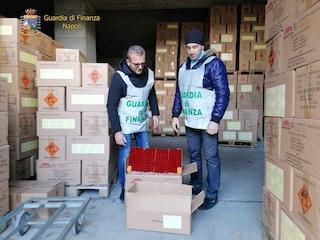Capodanno: fabbrica illegale di botti tra le case, sequestrate 30 tonnellate di fuochi