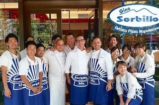Lo storico pizzaiuolo Gino Sorbillo non venderà il marchio ai giapponesi