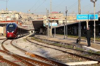 Stazione Centrale di Napoli come Roma: arrivano le barriere alle banchine dei treni