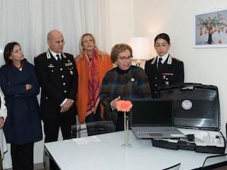 Napoli, ai carabinieri il kit portatile per registrare le denunce delle vittime di violenza