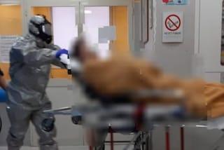 Coronavirus, negativi i test sul paziente cinese di 40 anni che vive a Battipaglia
