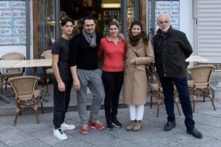Alessandra Mastronardi a Ravello, l'attrice napoletana a pranzo in Costiera Amalfitana