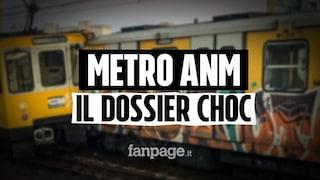 """Metro Linea 1, il dossier Anm: """"Mancano i soldi: sospesi i lavori per migliorare la sicurezza"""""""