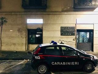 Tentata rapina a Giugliano: rapinatori fanno esplodere una bomba carta per rubare un bancomat