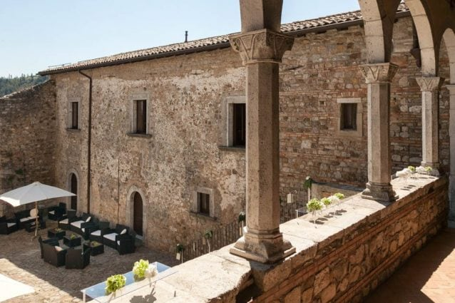 Il borgo di Bisaccia, in provincia di Avellino (Foto: Comune di Bisaccia)