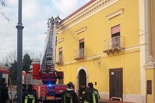 Due morti e quattro feriti nell'incendio di una casa di riposo: ipotesi omicidio colposo