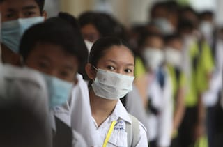 Coronavirus, negativi i test sulla coppia cinese ricoverata a Sarno