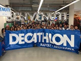 Offerta lavoro Napoli, Decathlon cerca nuovo personale: ecco come candidarsi