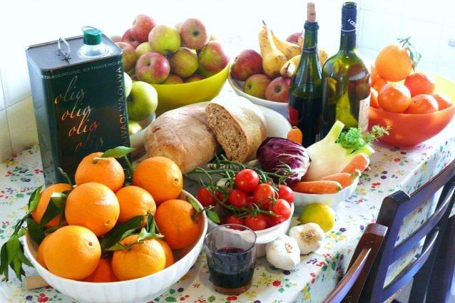 La dieta mediterranea è la più sana al mondo