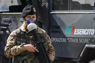"""Coprifuoco in Campania, De Luca: """"Ho chiesto e ottenuto 100 militari dell'esercito"""""""