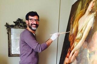 Lutto a Napoli, morto il noto restauratore Francesco Manes: aveva 41 anni
