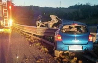 Incidente mortale a Volla: auto finisce contro il guardrail, Antonio muore a 24 anni