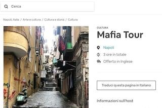 Camorra Tour a Napoli, bufera degli utenti AirBnB: 'È una idea vergognosa'