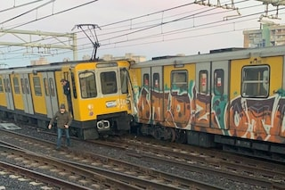 Incidente metro Napoli, macchinista indagato dalla Procura