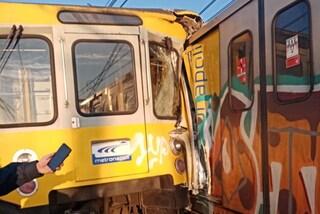 Napoli, incidente in metropolitana a Piscinola. Il bilancio: 16 feriti, 4 ricoverati
