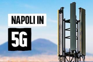 Napoli in 5G. Ecco la mappa dei ripetitori di telefonia mobile: quasi 900 antenne in città