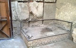 Ercolano, trovati i resti del cervello di una delle vittime dell'eruzione del 79 d.C.