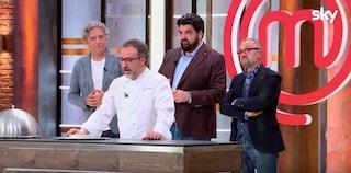 Lino Scarallo, chef di Palazzo Petrucci: show a Masterchef Italia 2020 con le sue tapas