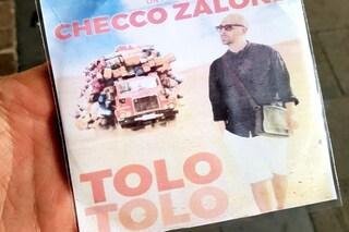 Tolo Tolo, a Napoli ci sono già i dvd pirata del film di Checco Zalone