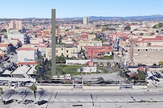 """Ripetitore 5G a Napoli Est, blitz dei vigili: """"Abusi edilizi dove sorgerà l'antenna"""""""