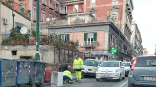 Corso Vittorio Emanuele, lavori da aprile: asfalto al posto dei sampietrini