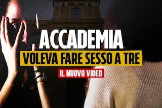 """Molestie in Accademia, parla l'ex studentessa: """"Il prof voleva fare sesso a tre"""""""