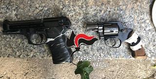 Maxi blitz tra Napoli e Pozzuoli: sequestrate armi e droga, ci sono 4 arresti