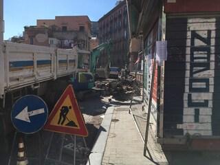 Ponte di Corso Vittorio Emanuele, al via i lavori dopo denuncia di Fanpage.it