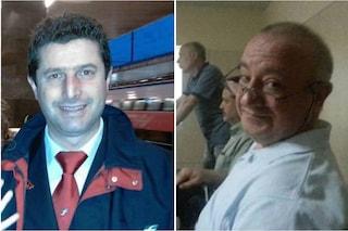 Incidente Frecciarossa, saluto dei colleghi ai macchinisti morti: suonano le sirene dei treni